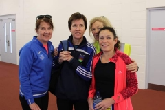 Josie Lalor, Martina Conlon, Mary Daly & Mags Grennan