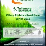 Offaly Athletics Road Race Series 2015