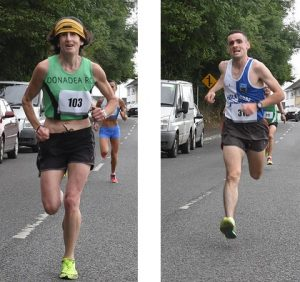 OFFALY ROAD RACE SERIES 2017- Rd. 7  Edenderry 5k