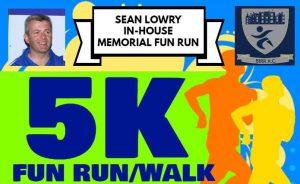 Sean Lowry 5K