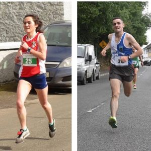 OFFALY ROAD RACE SERIES 2018- Rd. 2 Ferbane 5k