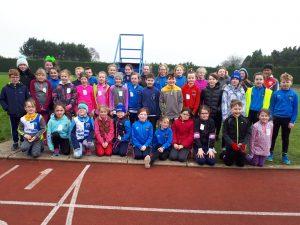 Offaly Juvenile Track & Field Mini League 24/02/2019